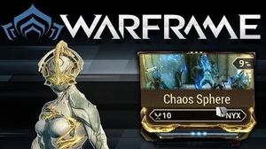 Chaos Sphere 16.6