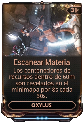 Escanear Materia
