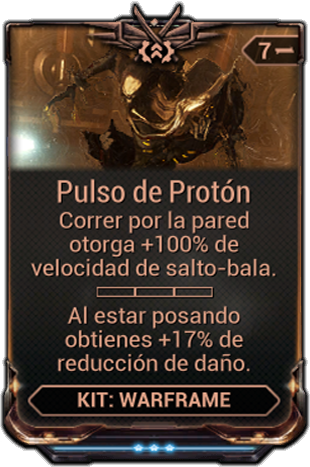 Pulso de Protón