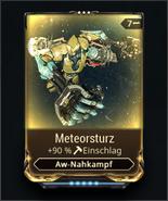 AW Nahkampf Meteorsturz