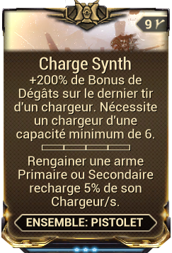 Charge Synth