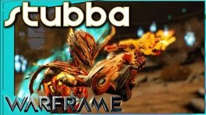 SIMPLE STUBBA SUBBY GUNNY - Build and more warframe - 4 forma