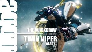 A Gay Guy Reviews Twin Viper Wraiths, The Ammo Eater