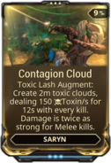 Contagion Cloud
