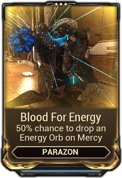 Blood For Energy