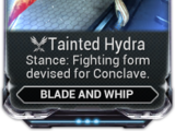 Tainted Hydra