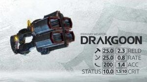 Tenno Reinforcements - Drakgoon
