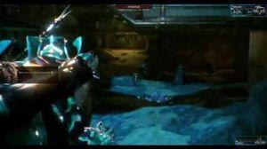 Warframe the new weapon Hikou (update 9