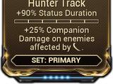 Hunter Track