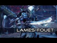 Les Lames-Fouet (Catégorie d'arme Mêlée) - Warframe -FR-
