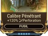 Calibre Pénétrant