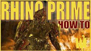HOW TO RHINO PRIME Update 16