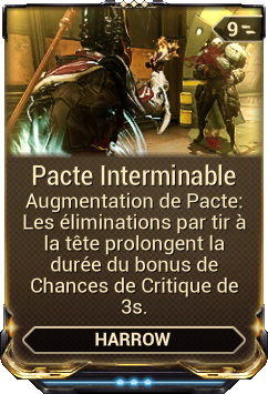 Pacte Interminable