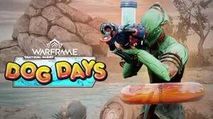 Warframe Tactical Alert - Dog Days