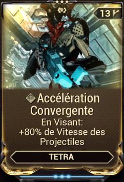 Accélération Convergente