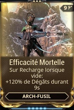 Efficacité Mortelle