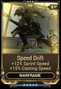 Speed Drift
