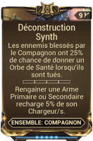 Déconstruction Synth