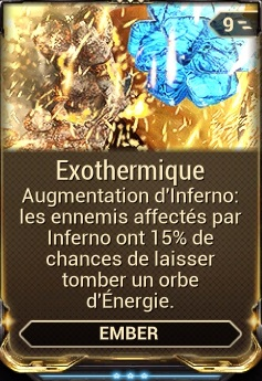 Exothermique
