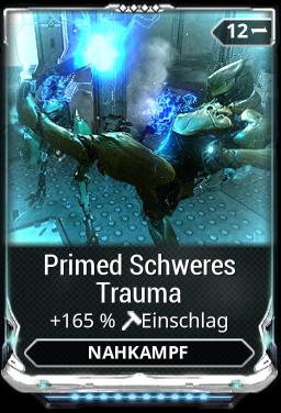 Primed Schweres Trauma