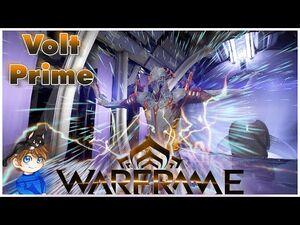 Volt Prime Build 2021 (Guide) - The Energizer - Warframe