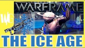 Warframe Builds - ONLY COLD DAMAGE Frost Glaxion - Update 16