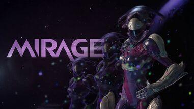 Warframe Profiles Mirage