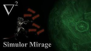 WARFRAME - Simulor Mirage Reborn