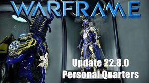 Warframe Update 22.8