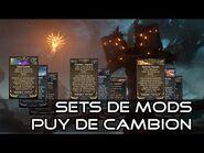 Sets de Mods - Carnis, Jugulus et Saxum (Puy de Cambion) - Warframe -FR-