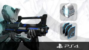 Warframe PS4 pack