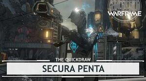 Warframe Syndicates Secura Penta, Blown Away.