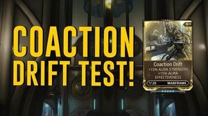 Coaction Drift Test & All You Need To Know Halls of Ascension (Warframe)