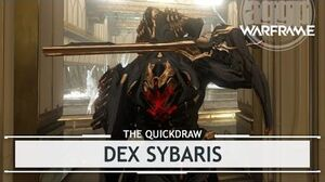 Warframe Dex Sybaris, Playing With Our Dex - 5 Forma thequickdraw