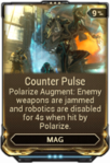 Counter Pulse