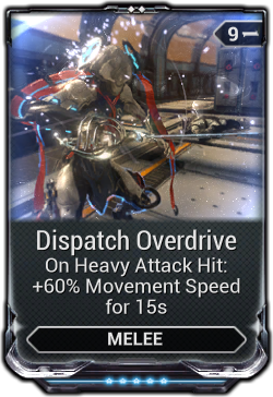 Dispatch Overdrive