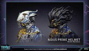 Nidus Prime Helmet