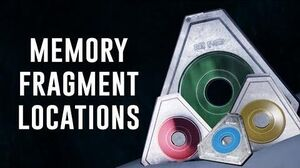All Mem Fragment Locations w Timestamps & Guide! (Warframe)