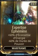 Expertise Éphémère