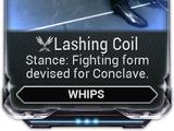 Lashing Coil