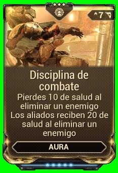 Disciplina de combate