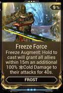 Freeze Force