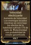 Velocidad electrizante