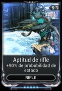 Aptitud de rifle