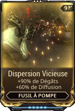 Dispersion Vicieuse