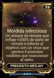 Mordida infecciosa