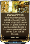 Pisada celestial