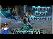 Prisma Dual Cleavers Build 2021 (Guide) - The Butcher's Special - Warframe