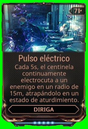 Pulso eléctrico
