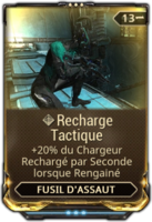 Recharge Tactique